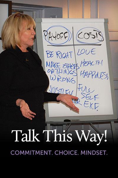 Talk This Way!
