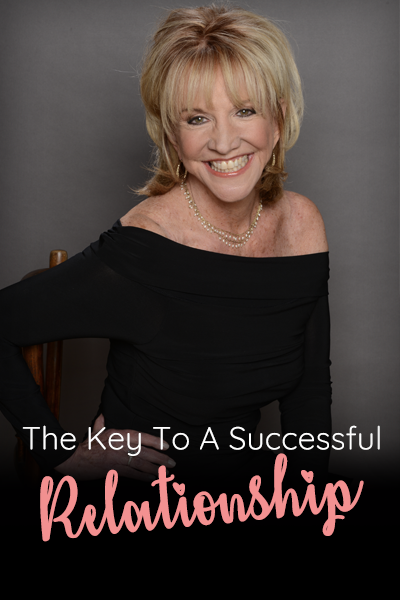The Key To A Successful Relationship, Marcia Martin