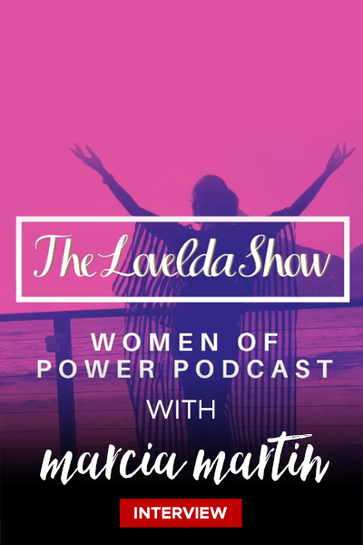 The Lovelda Show with Marcia Martin