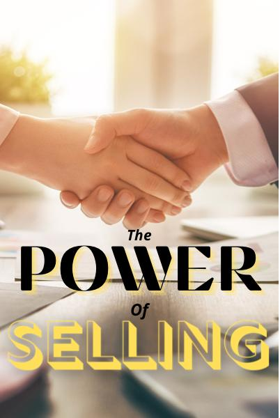 Power of Selling With Marcia Martin